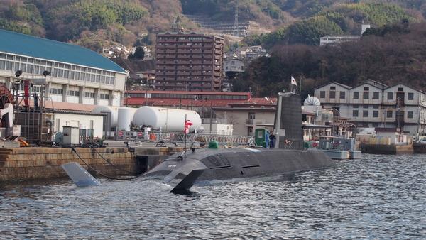 呉艦船巡り2016年1月10日 (20)
