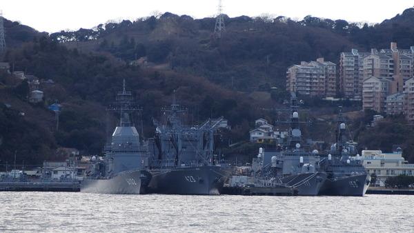 横須賀軍港クルーズ前編 (47)