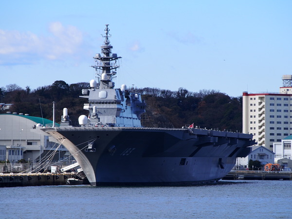 横須賀軍港クルーズ前編 (4)