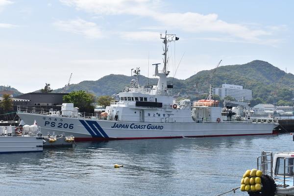 長崎帆船まつりと護衛艦 (39)