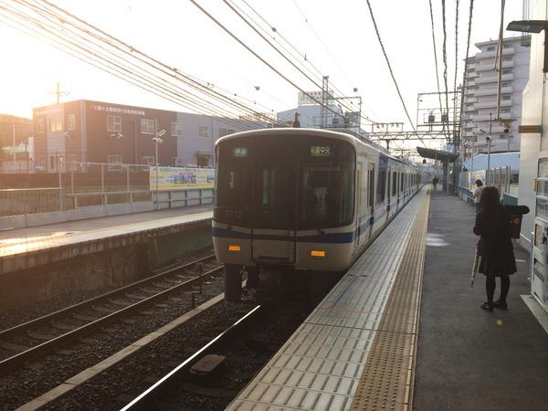 春の鉄道むすめ巡り泉北高速鉄道編 (9)