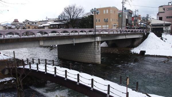 冬の飛騨高山聖地巡礼前編(8)
