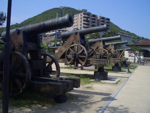 長州砲その2