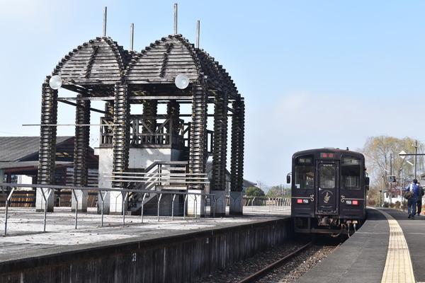 くま川鉄道と球磨記念館 (8)