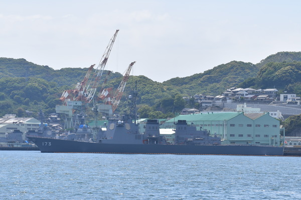 長崎帆船まつりと護衛艦 (27)
