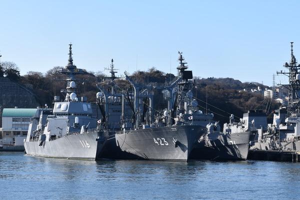 横須賀軍港めぐり追加 (4)