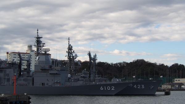 冬の大遠征横須賀軍港めぐり後編 (48)