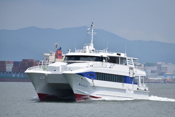 博多湾の艦船たち (5)