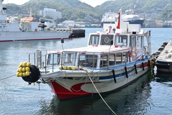 長崎帆船まつりと護衛艦 (38)