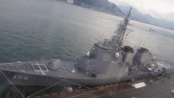 護衛艦みょうこうin下関(E-PL6) (107)