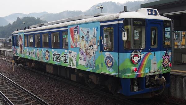 春の鉄道むすめ巡り智頭急行後編  (44)