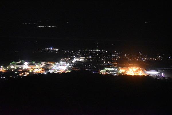 鏡山夜景 (2)
