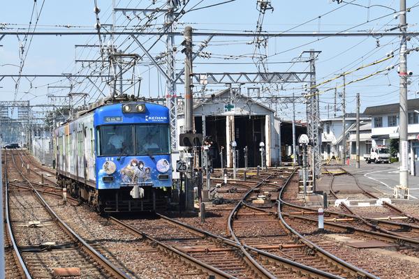 京阪大津線・響けユーフォニアム (16)