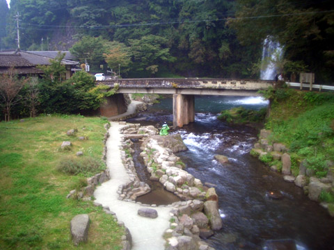慈恩の滝17