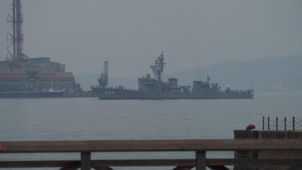 呉軍港クルーズ20160815 (43)