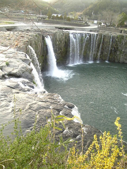 原尻の滝10