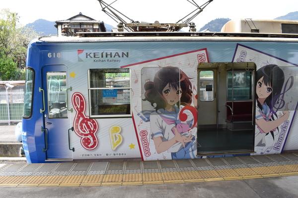 響け!ユーフォニアムラッピング2018駅編 (41)