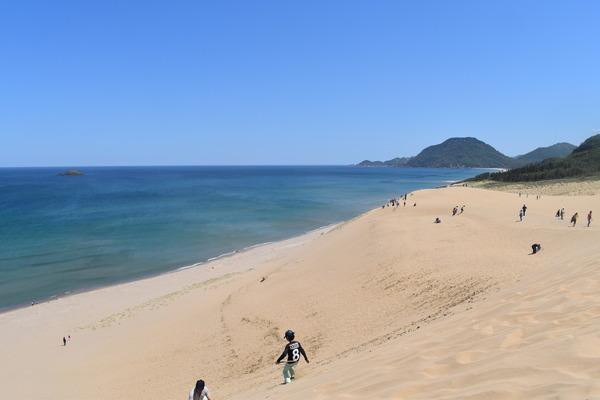 鳥取砂丘 (25)