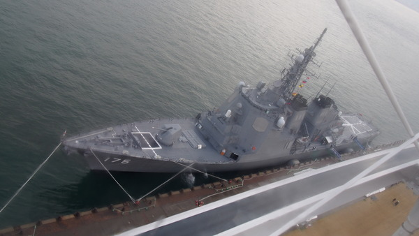 護衛艦みょうこうin下関(E-PL6) (103)