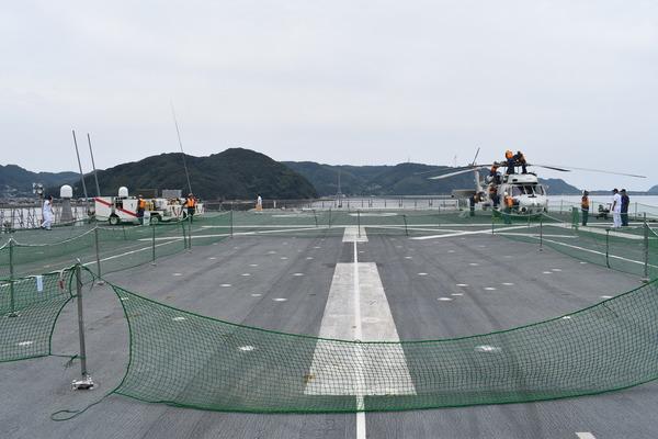 ヘリ搭載護衛艦「いせ」@唐津港 (38)