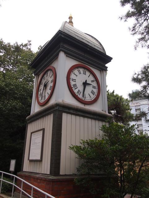 15旧呉海軍工廠塔時計