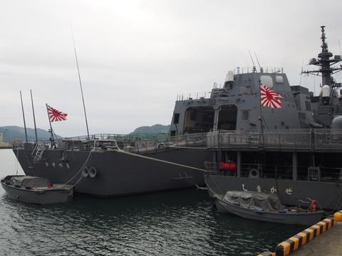 護衛艦じんつう (34)