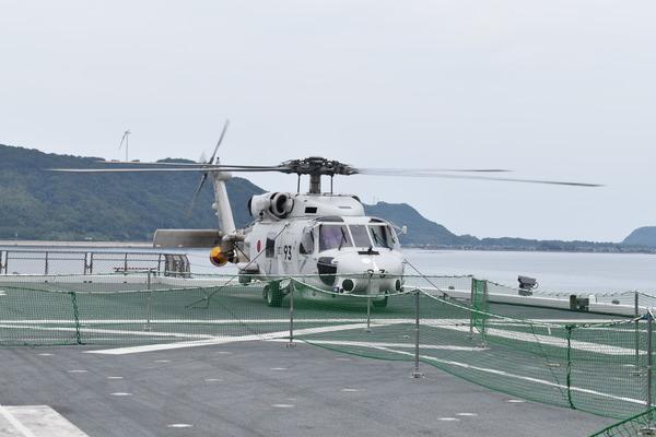 ヘリ搭載護衛艦「いせ」@唐津港 (19)