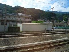中央本線の車窓6