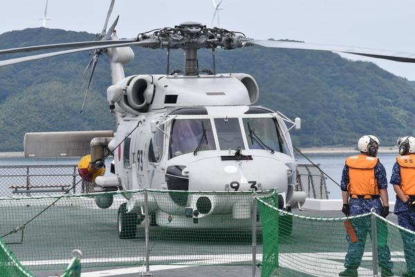 ヘリ搭載護衛艦「いせ」@唐津港 (20)