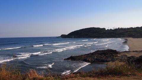 金ヶ浜海岸(3)