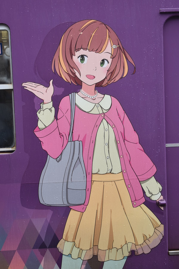 地下鉄に乗るっ!&太秦その (16)