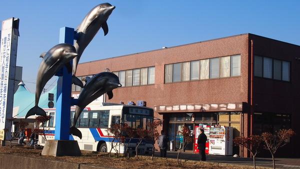 ガルパン列車で大洗へ (25)