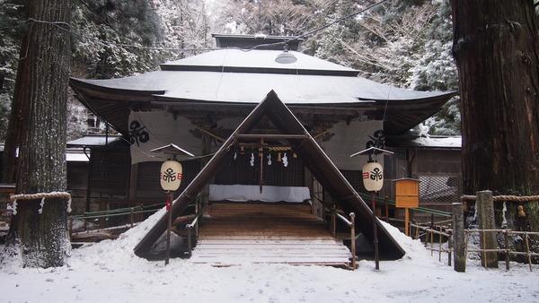 冬の飛騨高山聖地巡礼後編(10)