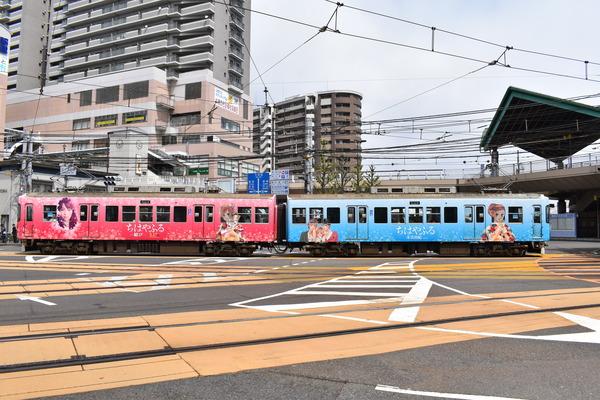 ちはやふる-結び-ラッピング電車 (22)