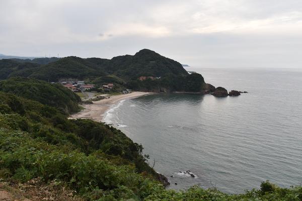 白兎海岸と倉吉の夜 (15)