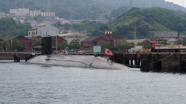 呉軍港クルーズ20160815 (20)