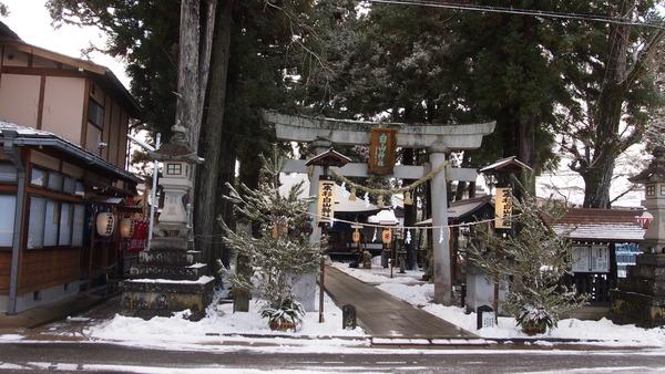 冬の飛騨高山聖地巡礼後編(19)