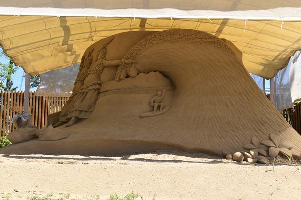 砂の美術館 (11)