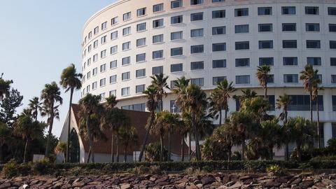 青島パームビーチホテル(5)