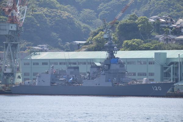 長崎帆船まつりと護衛艦 (45)
