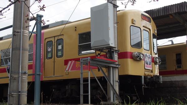 西鉄貝塚線鉄道むすめラッピング (29)