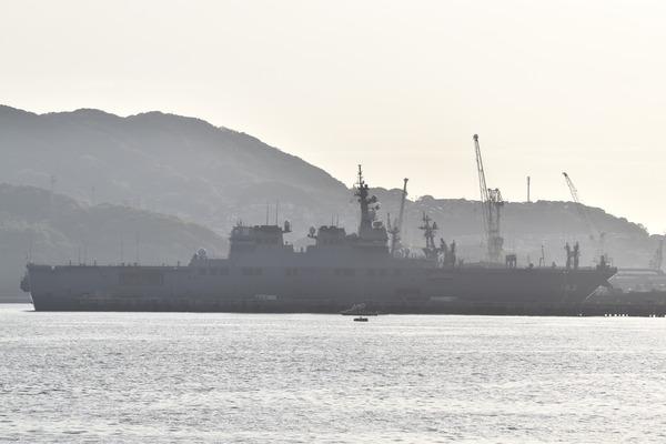 長崎帆船まつりと護衛艦 (49)