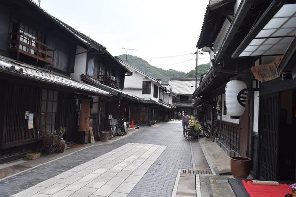 竹原180430 道の駅 町並み保存地区 (2)