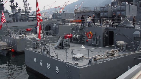 呉練習艦せとゆき艦艇公開 (74)