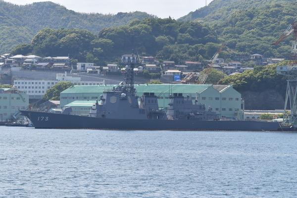 長崎帆船まつりと護衛艦 (40)