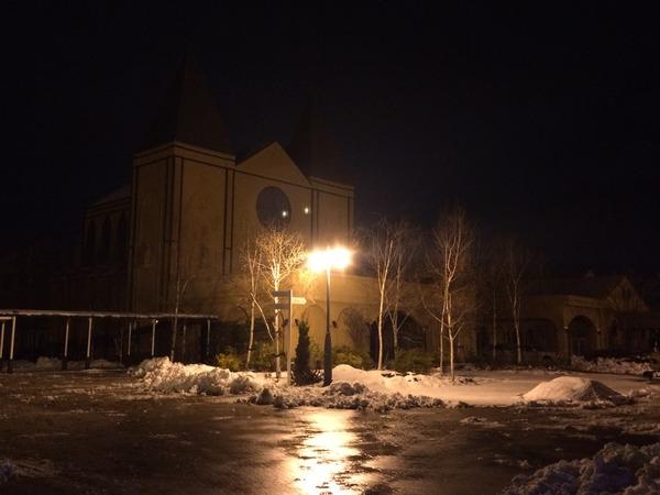夜の諏訪を散策 (6)