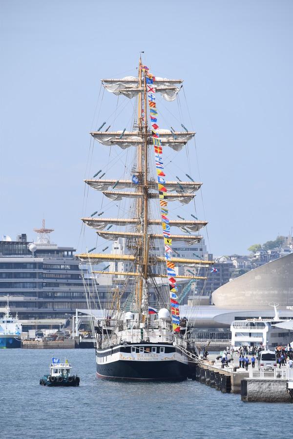 長崎帆船まつりと護衛艦 (43)
