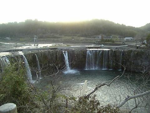 原尻の滝09