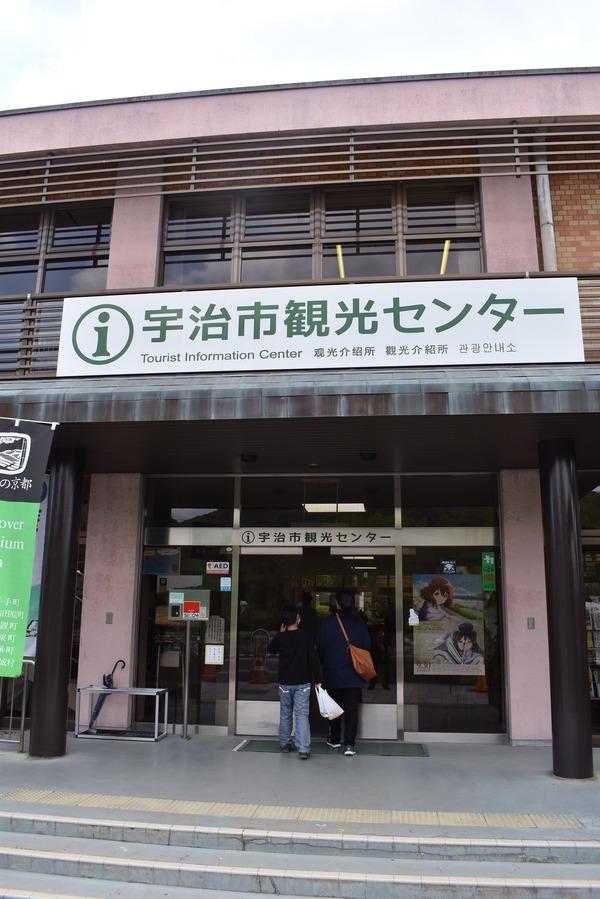 キャラパネル宇治市観光センター (1)