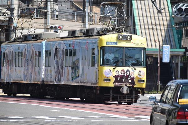 京阪大津線・響けユーフォニアム (10)